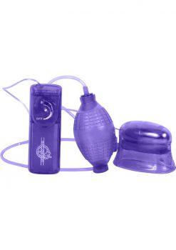 Pucker Up Pump - Purple