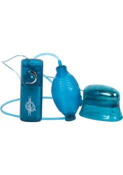 Pucker Up Pump - Blue