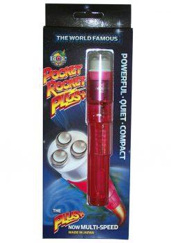 Pocket Rocket Plus Ms - Red
