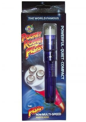 Pocket Rocket Plus Ms - Purple