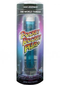 Pocket Rocket Plus Ms - Blue