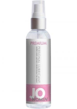 Jo Premium Silicone Lubricant For Women 4 Ounce