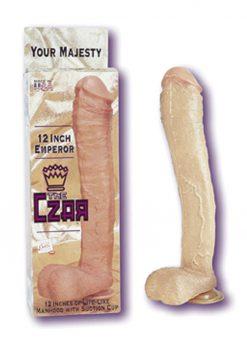 Czar 12 inch Emperor Ivory