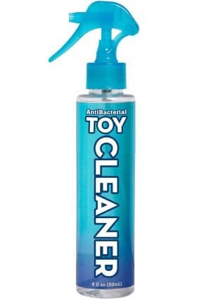 Anti Bacterial Toy Cleaner 4oz