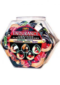 Endurance Asst Flavors 144/bowl