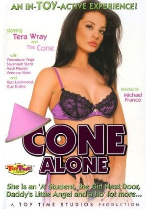 Cone Alone Instructional Sex Toy DVD