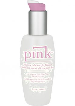 Pink Lube 3.3 Ounce