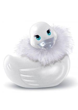 I Rub My Duckie - Travel Paris Blanc