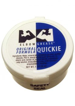 Elbow Grease 1oz Quickies - Orig Cream