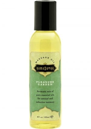 Petite Ples Garden Aromatic Mass Oil