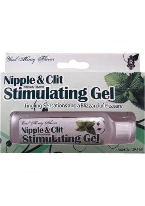 Nipple and Clit Stimulating Gel