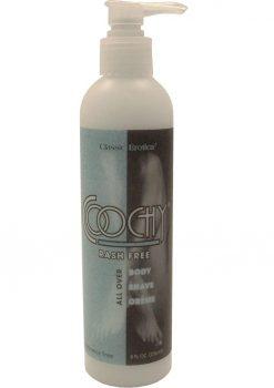 Coochy Fragrance Free 8oz