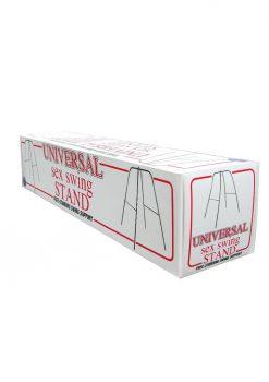TLC Universal Sex Swing Metal Stand Black 6.6 Feet Tall