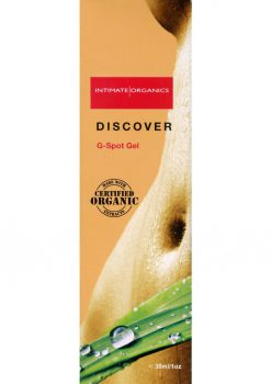 Discover G Spot Stimulating Gel 1 Ounce