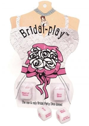 Bridal Play Dice Game