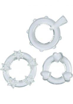 Magic C Rings Clear