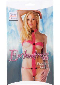Enchantress Brazilian Teddy Pink