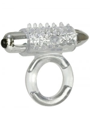 Vibrating Support Plus Pleasure Ring