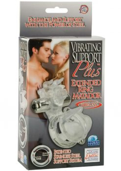 Vibrating Support Plus Extend Matador