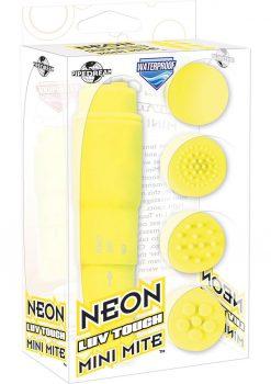Neon Luv Touch Mini Mite Yellow