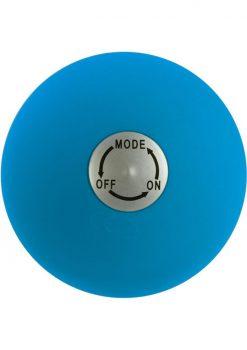 Power Ball 10 Function Massager Blue