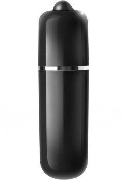 Le Reve Bullet Waterproof 2.5 Inch Black