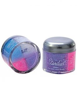 Stardust Glitter For Hair And Body 4 Colors 2 Ounce