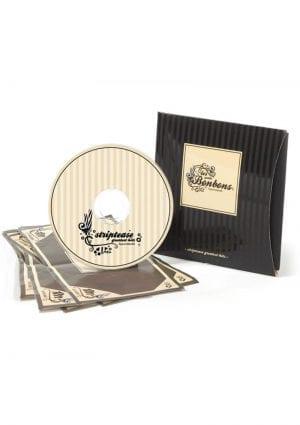 Bijoux Indiscrets Les Petite Bonbons Striptease Greatest Hits Music CD