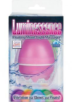 Luminescence Floating Massager Pink