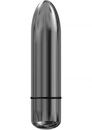 Power Bullet Platinum Waterproof 3 Inch Platinum
