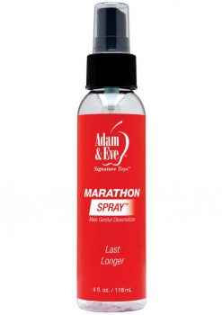 Adam And Eve Marathon Spray 4 Ounce