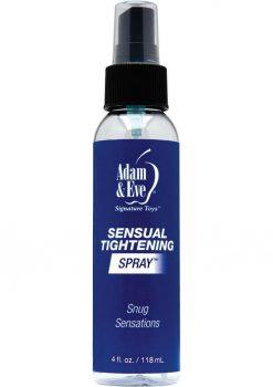Sensual Tightening Spray 4oz