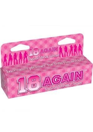 18 Again Vaginal Shrink Cream 1.5 Ounce