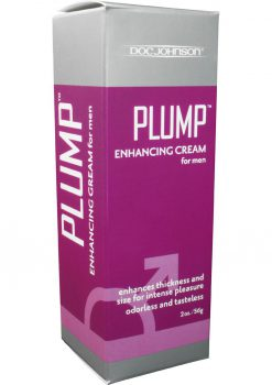 Plump Enhancement Cream For Men 2 Ounce