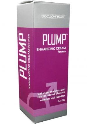 Plump Enhancement Cream For Men 2 Ounce