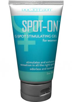 Spot On G Spot Stimulating Gel For Women 2 Ounce