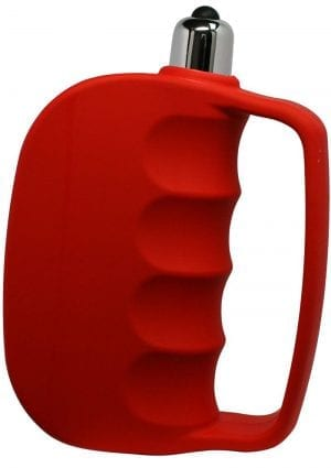 Hand Solo Palm Powered Pleasure Masturbator Red