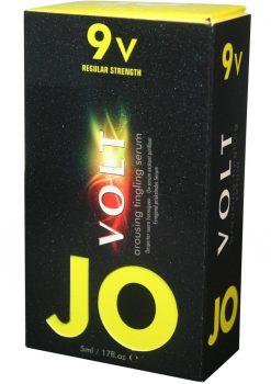 Jo 9v Volt Arousing Tingling Serum 5 ml