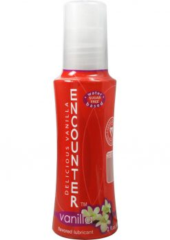 Delicious Encounter Flavored Lubricant Vanilla 2 Ounce
