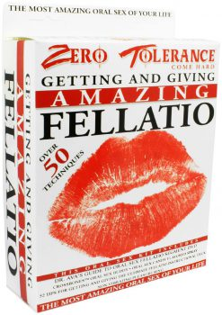 Getting And Giving Amazing Fellatio Kit