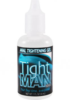 Tight Man Max Anal Tightening Gel 1 Ounce