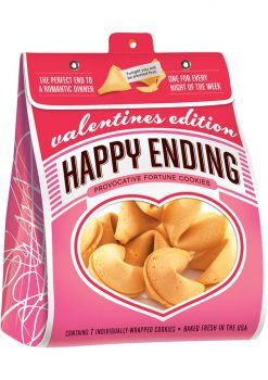Happy Ending Provocative Fortune Cookies Valentine Edition