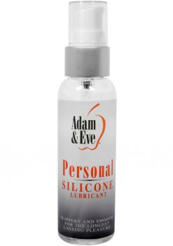 Personal Silicone Base Lube 2 Oz
