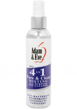 4 In 1 Pure and Clean Misting Cleaner 4 Oz