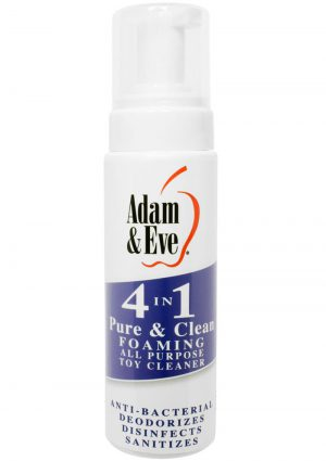 4 In 1 Pure and Clean Foaming Cleaner 8 Oz