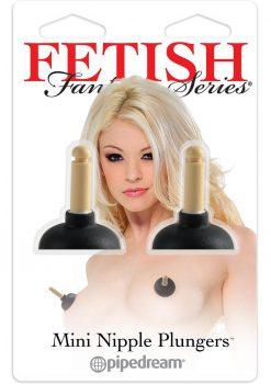 Fetish Fantasy Mini Nipple Plungers