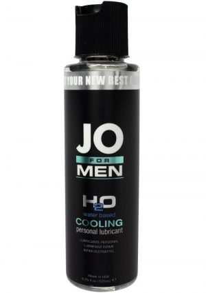 Jo H2o For Men Cooling Lubricant