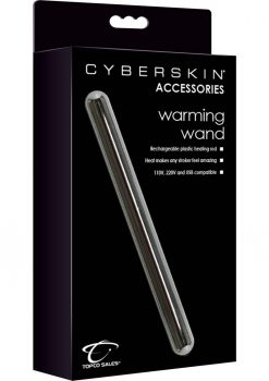 Cyberskin Warming Wand