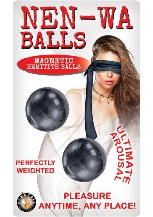 Nen Wa Magnetic Hemitite Balls Graphite