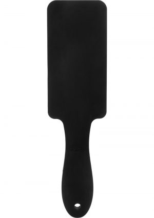 Thwack Silicone Paddle 11.8 Inch Black